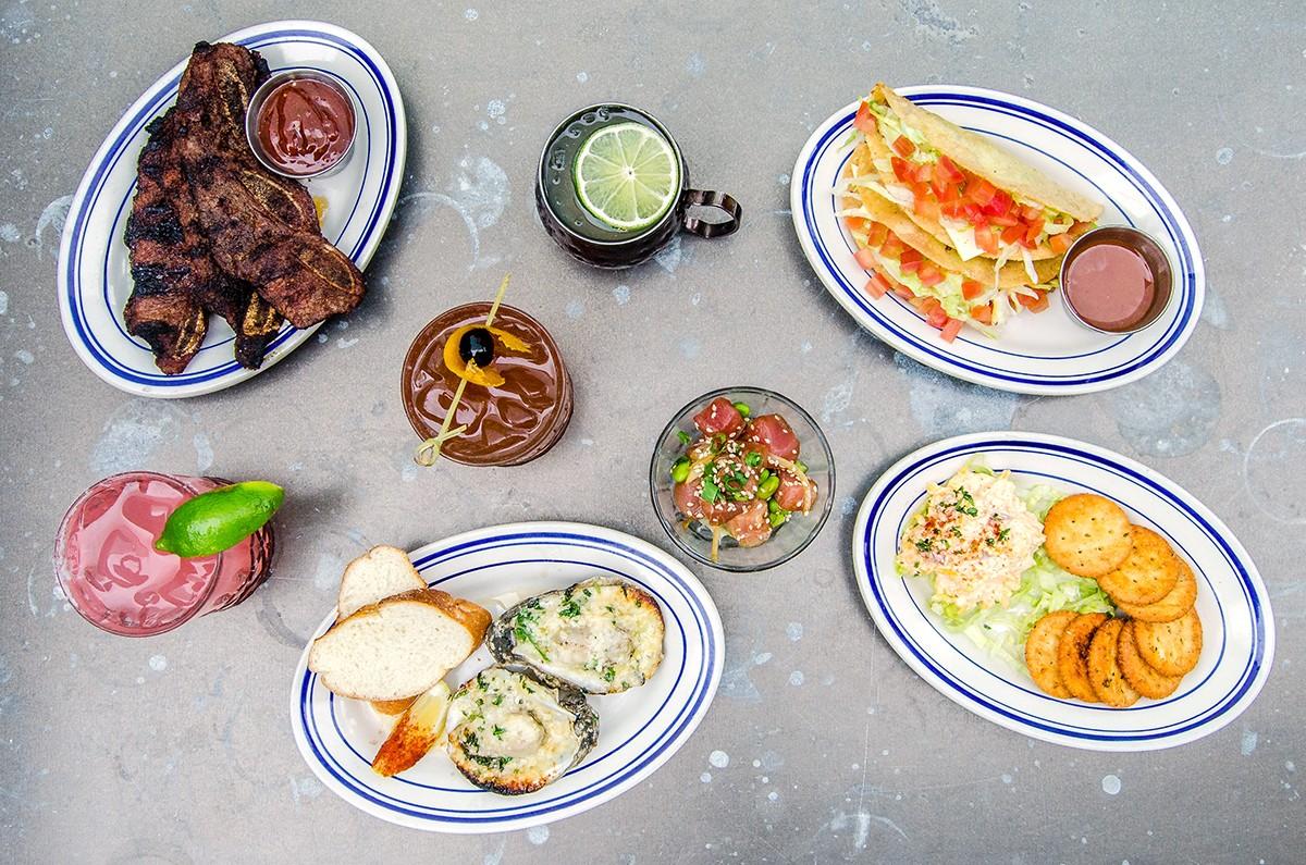 Liberty-Kitchen-Happy-Hour-Spread-Pop_Ratio - Houston Food Finder