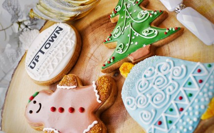Latin Bites holiday cookies