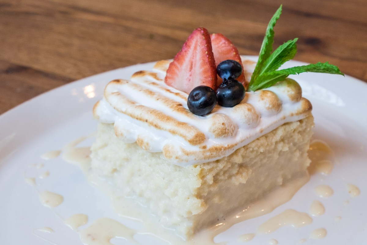 Goode Co. tres leches