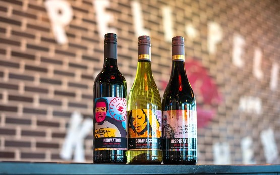 Peli Peli Kitchen wines