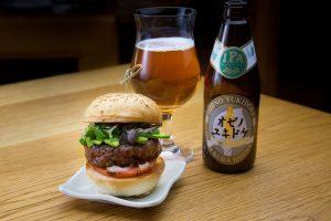Roka Akor Chibi burger
