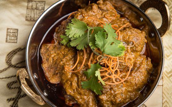 beef rendang at Phat Eatery