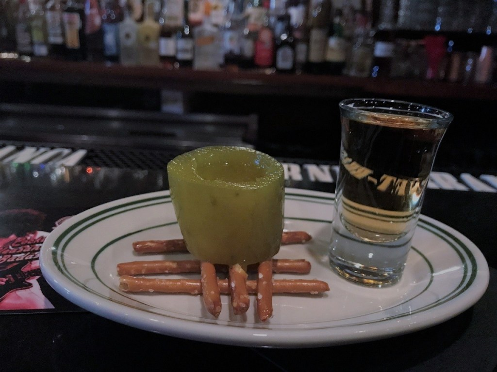 pickleback at The Cottonmouth Club