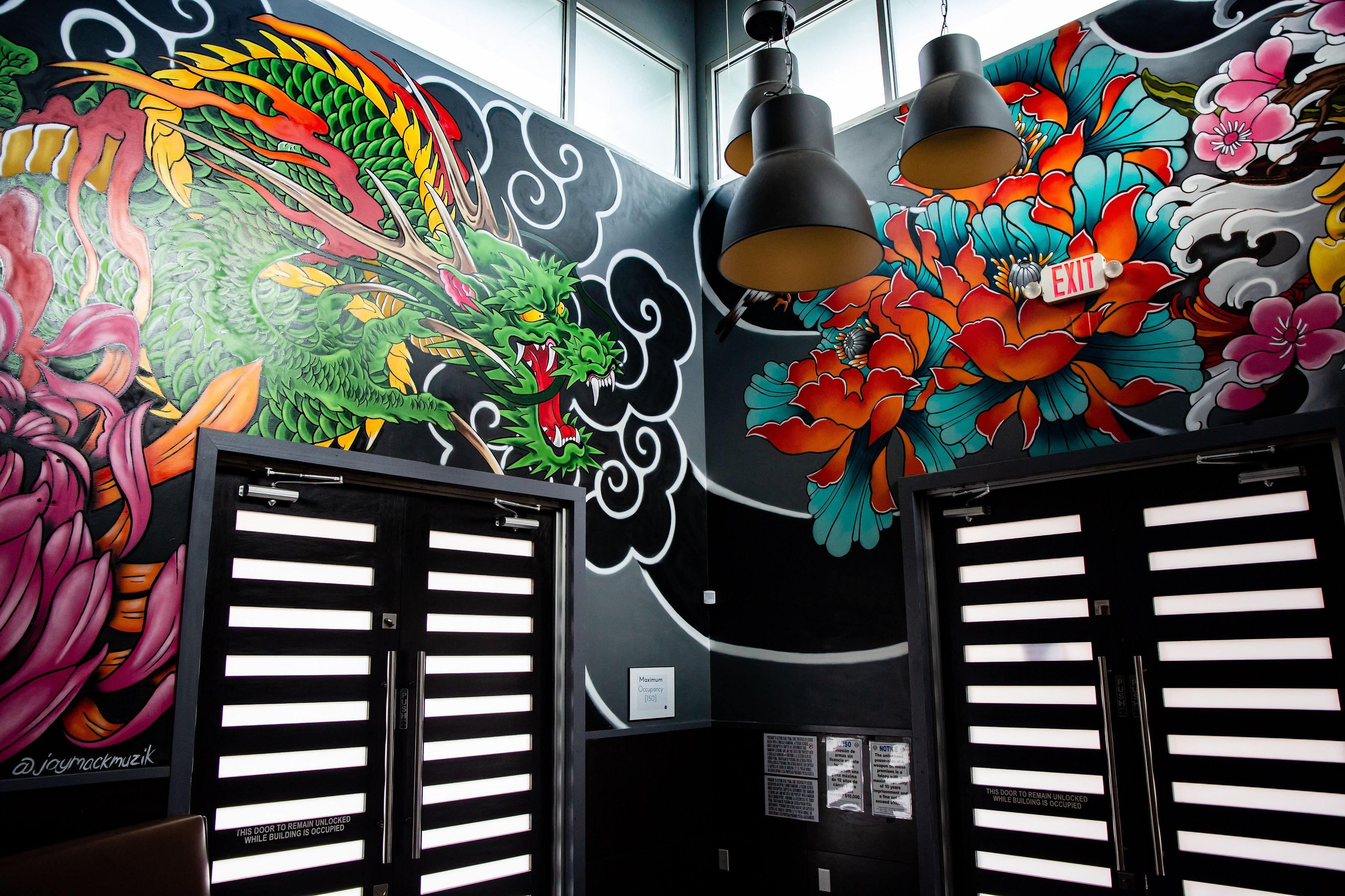 Shun mural