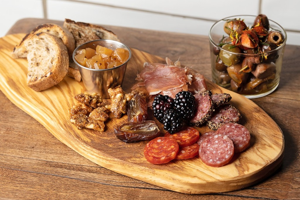 Decatur charcuterie board