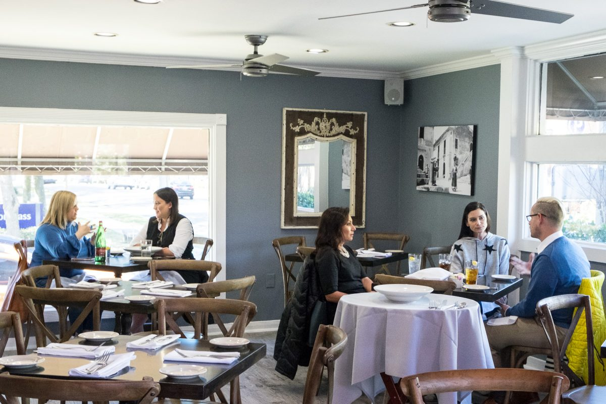 ROMA dining room