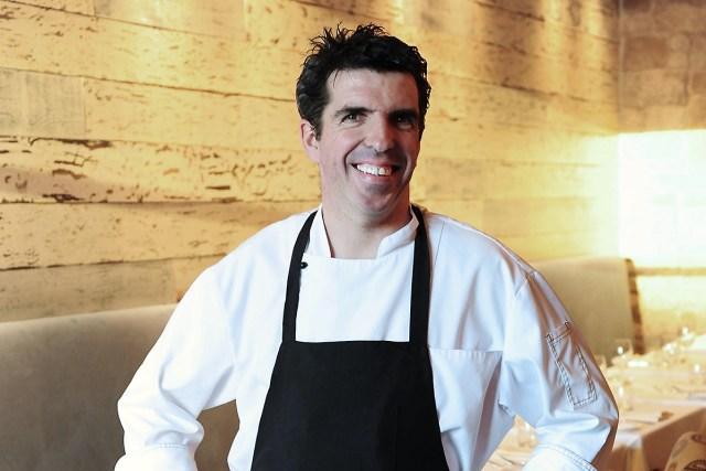 Chef Philippe Verpiand