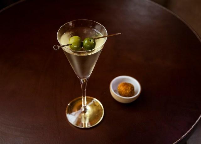 MARCH martini