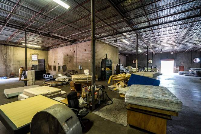 Almost 600 000 Mattresses Are Discarded Each Year In Houston Alone Creating Over 15 Million Cubic Feet Of Landfill Our Community
