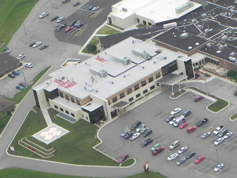 Texas County Memorial Hospital