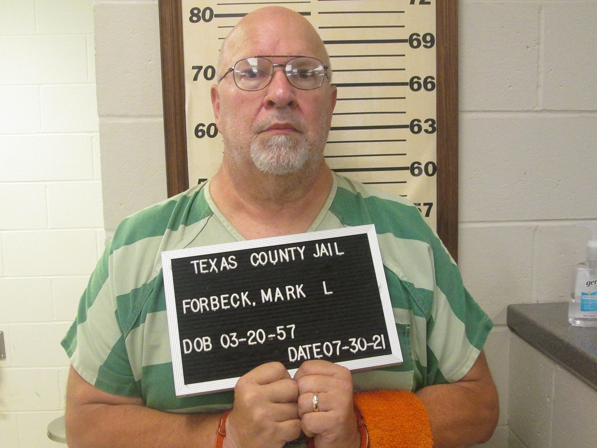 Picture of Mark Forbeck