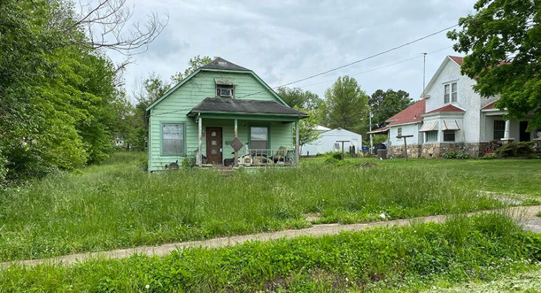 picture of property with tall grass