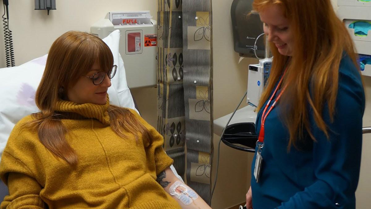 Local doctor encourages monoclonal antibody treatment