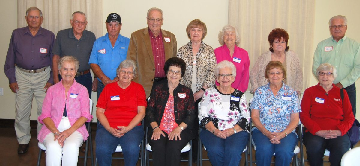 class of 1956 reunion picture