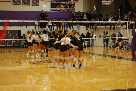 Kats Drop Hard Fought Road Battle 3-1 to First Place SFA