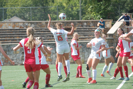 Bearkats Soccer Clinches Tournament Berth with Pair of Shutouts