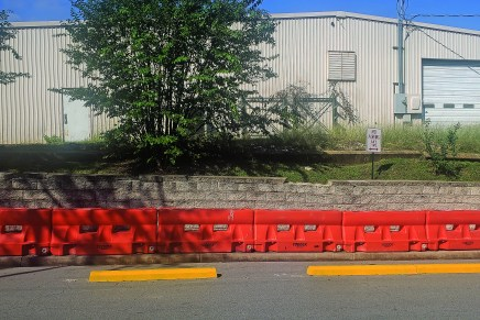 Collapsed Retaining Wall Causes Conflict at City Hall