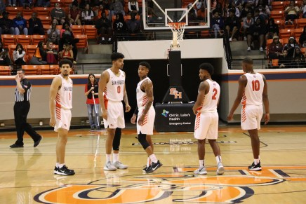 SHSU Women's, Men's Basketball Sweeps Demons to Open Southland Play