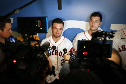 Astros Cheating Scandal Damages More Than Careers