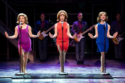Jersey Boys and Girls: Alumna Goes on Tour