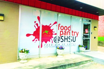 SHSU Food Pantry Moves to New Larger Space