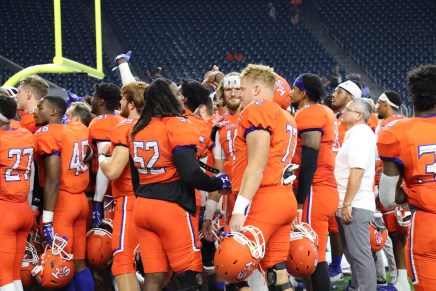 How SHSU Football Has Responded to Uncertainty of Fall Sports