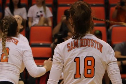 Ready, Set, Spike: Bearkats Volleyball is Back and Ready to Compete