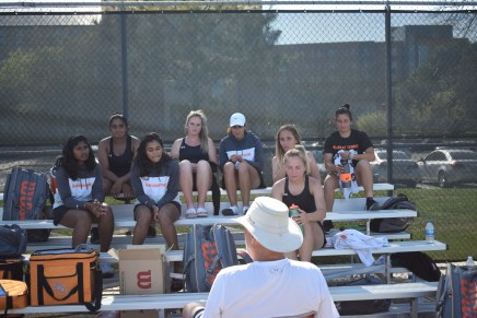 Bearkat tennis red hot in conference