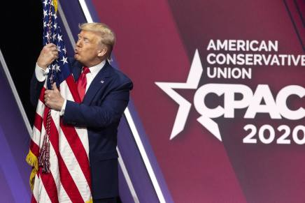 Donald Trump still a possible candidate for 2024 election after talk in CPAC