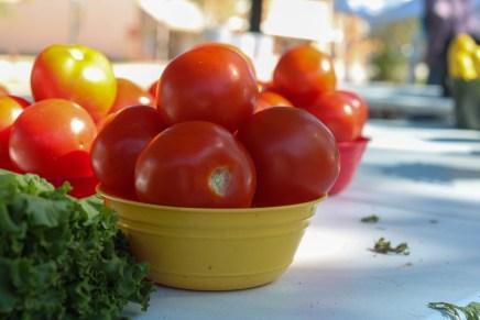 Premium pics from Huntsville's farmers market