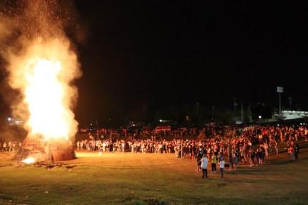 Firefest kicks off Piney Woods rivalry
