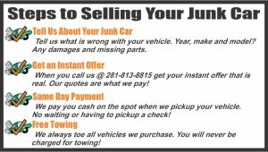 sell my junk car