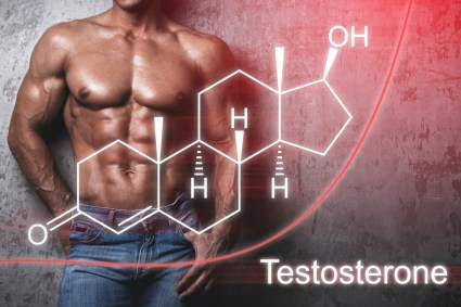 Man with High Testosterone