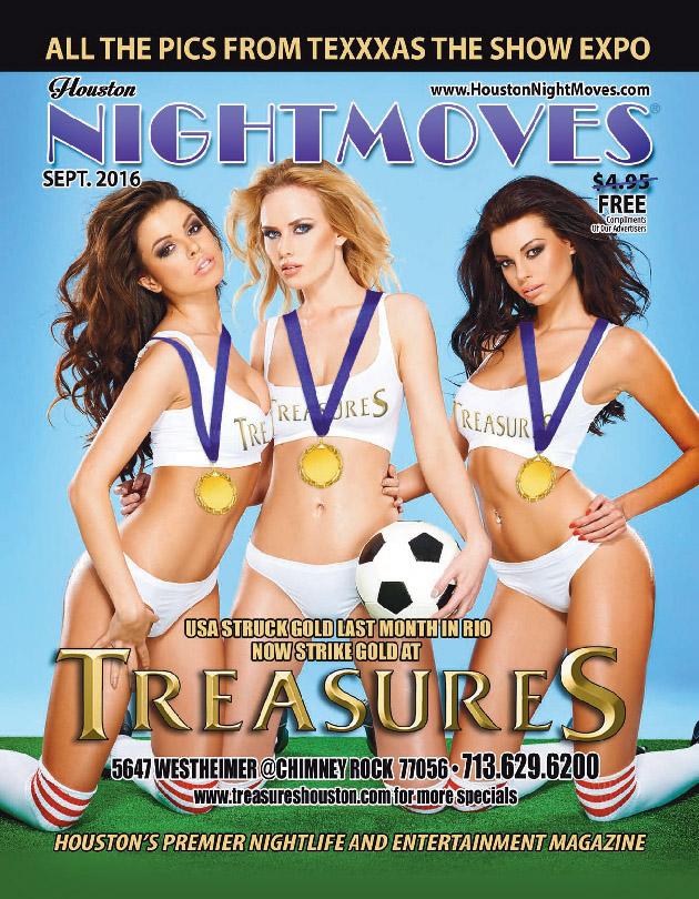 September issue of Houston Nightmoves