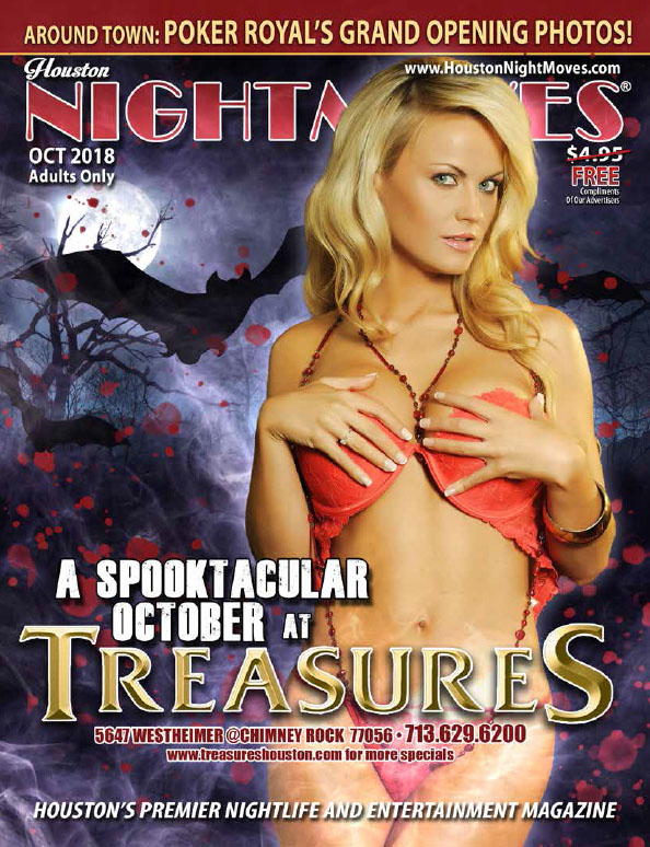 Check out the October 2018 issue of Houston Nightmoves
