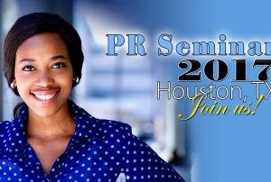 PR Seminar 2017 Houston TX