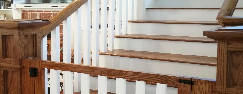 Houston Stair Parts Stair Treads Installation Houston Dallas San | Installing Wood Stair Treads | Stair Parts | Non Slip | Stairway | Hardwood Flooring | Stair Stringers