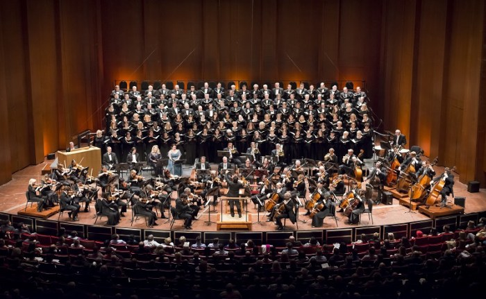 Mozart Requiem Choir