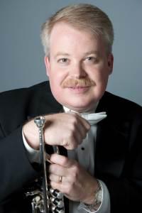 Mark Hughes, principal trumpet