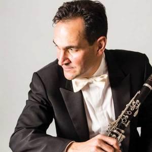 Mark Nuccio, principal clarinet.