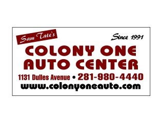 Colony One Sponsor
