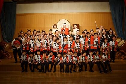 鳳雛和太鼓教室第三回お浚い会(幼児・小学生の部)