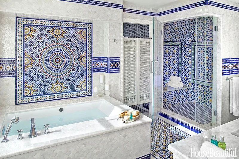 19 moroccan tile ideas that inspire in