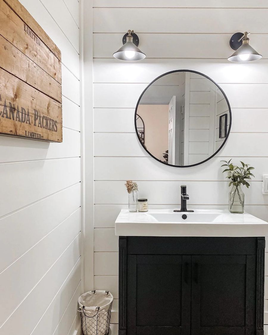 31 small powder room ideas that