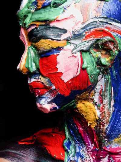 Lorraine van Wyk diasec print 2016 Listen