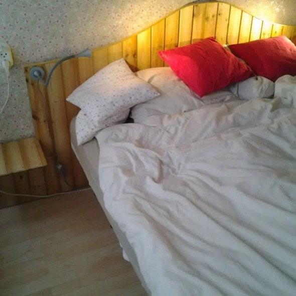 Bedwand 'sweet'