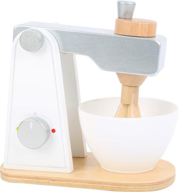 Houten speelgoed mixer