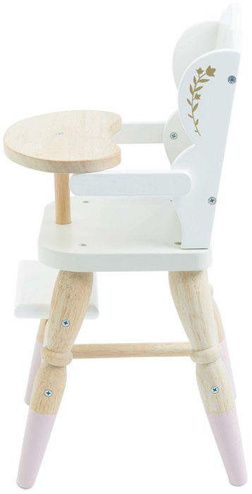 eetstoel pop houten