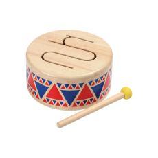 Houten drum