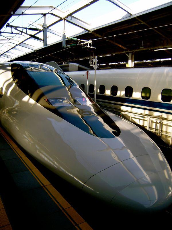 Shinkansen en Japon